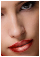 LIP INK Lipstain Color Fire red and Snow Spice Lip Plumper