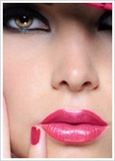 LIP INK Lipstain Color Hot Pink