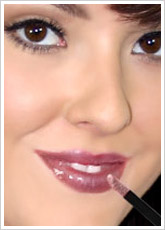 LIP INK Lipstain Color Plum