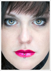 LIP INK Lipstain Color Neon Pink