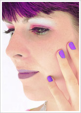 LIP INK Lipstain Color Sirian Violet