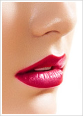 LIP INK Lipstain Color Cosmo red