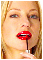 LIP INK Lipstain Color Red